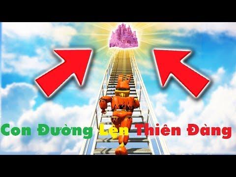 """Con Đường Lên """" Thiên Đàng """" Đây ! (Stairway to heaven)"""