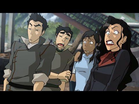 Kritik: Die Legende von Korra (Staffel 3)