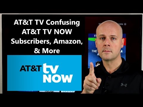 CCT #141 - AT&T TV Confusing AT&T TV NOW Subscribers, Amazon, & More