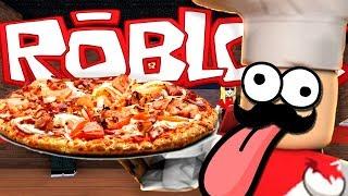 ROBLOX Mancam o PIZZA ? LA MULTI ANI !