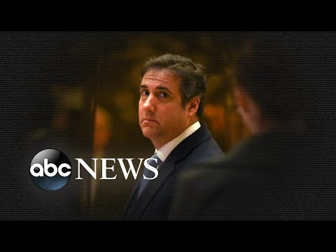 Michael Cohen, Trump's personal lawyer, to appear before Senate intelligence committee