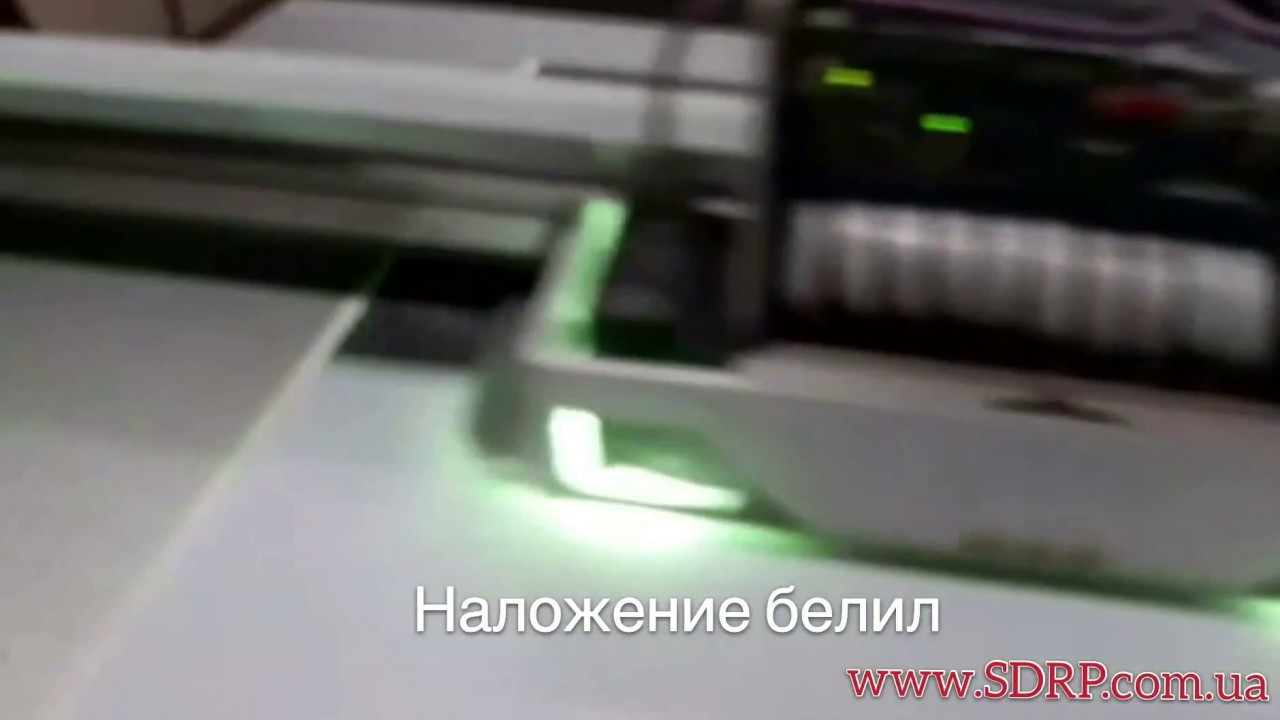 Широкоформатная уф печать на стекле . Зеркальный вид печати (печать с оборота) Украина, Киев