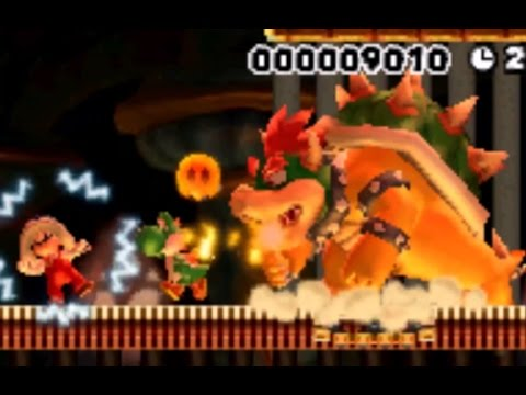 Super Mario Maker 3DS - Super Mario Challenge - World 14, World 15 & World 16 (All Medals)