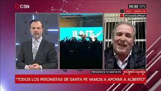 """Macri quiere """"pintar de amarillo"""" al gobernador electo Omar Perotti, pero la realidad lo desmiente"""