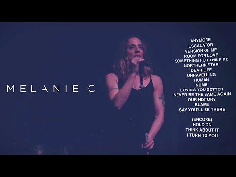 Melanie C - Live in Glasgow, Scotland (4 April 2017) FULL SHOW