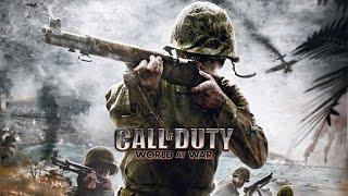 Call of Duty: World at War Gameplay Na Intel HD Graphics 3000