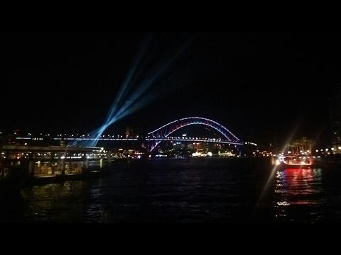 Vivid Sydney Festival - Vlog 18