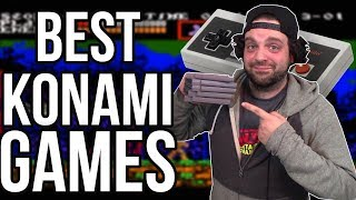 BEST NES Games from Konami | RGT 85