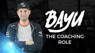 Bayu: The Coaching Role