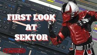 First Look At Initial Audio Sektor VST