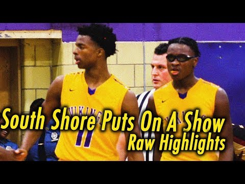 South Shore Puts On A Show In Their 2nd Game Of The Season !!