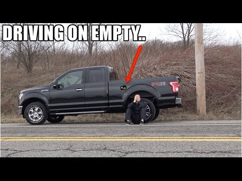 How Far Did I Drive My Ford F150 On