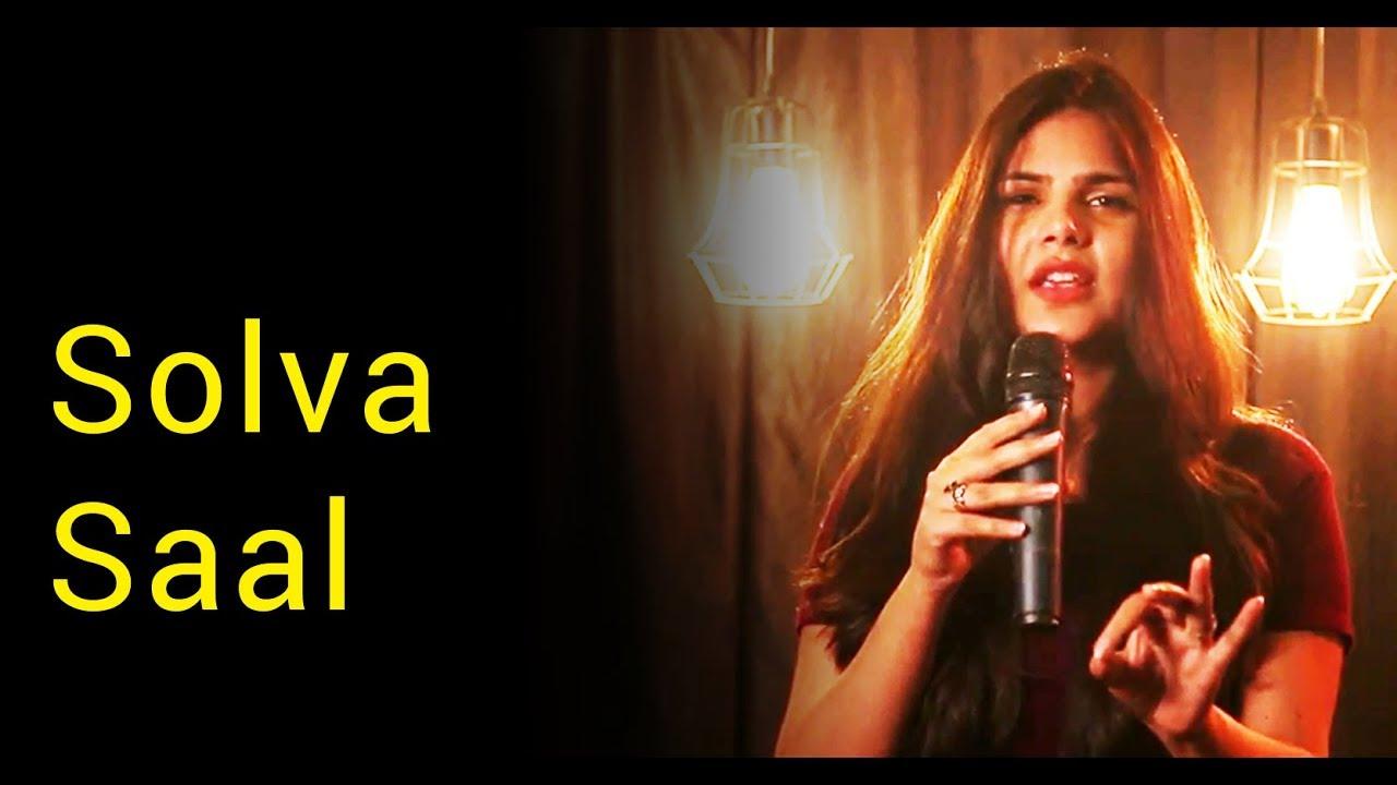 Solva Saal|Shikha Singh Heart Touching Hindi Poetry on Women|Poetry Slam Spoken Word on Girl Life