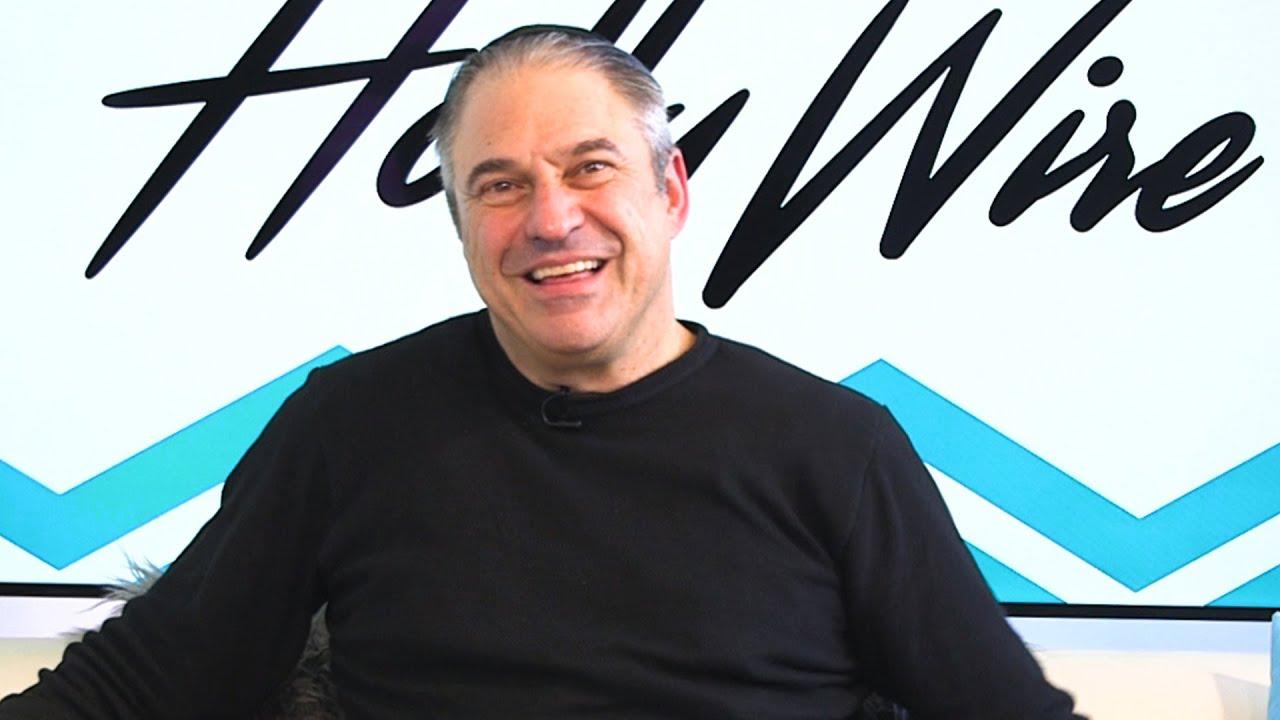 Antony Gordon Talks Life Coaching Celebrities & Gives Motivational Advice! | Hollywire