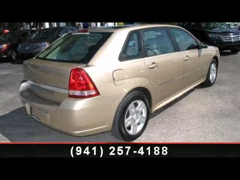 2007 Chevrolet Malibu Maxx - Credit Union Dealer - Charlott