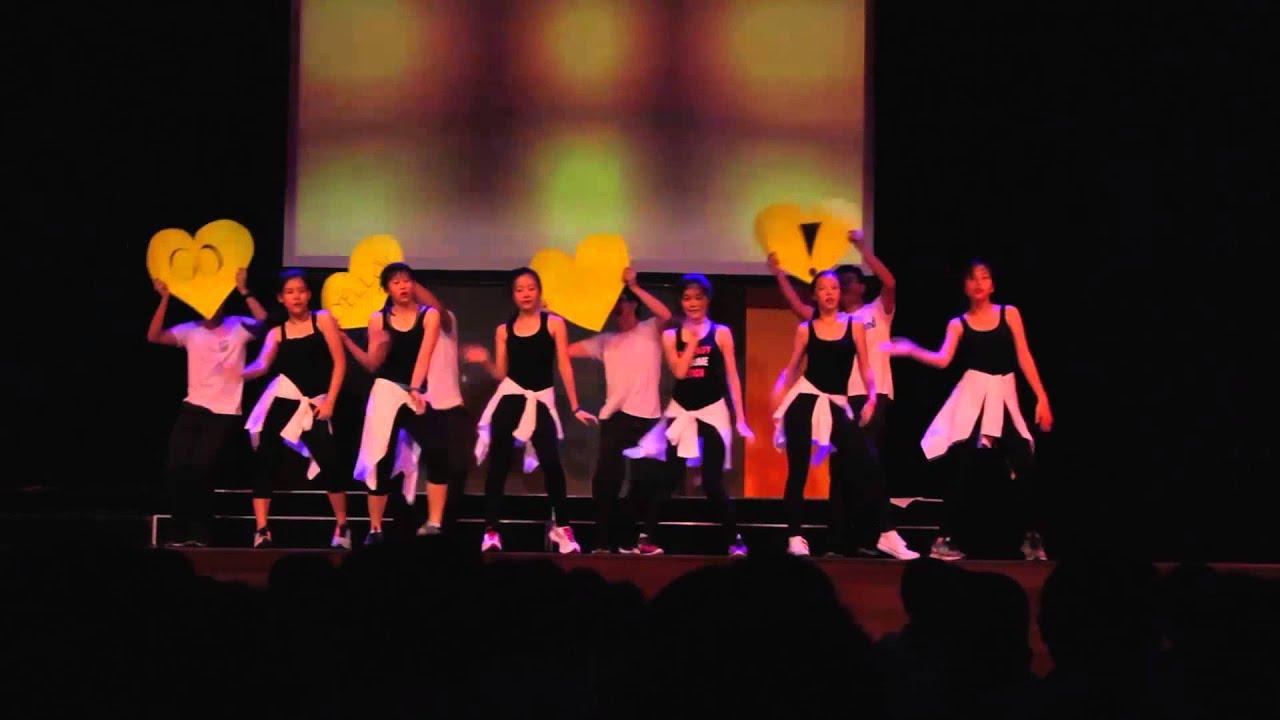 yellow house dance   bbs interhouse 2015 - youtube