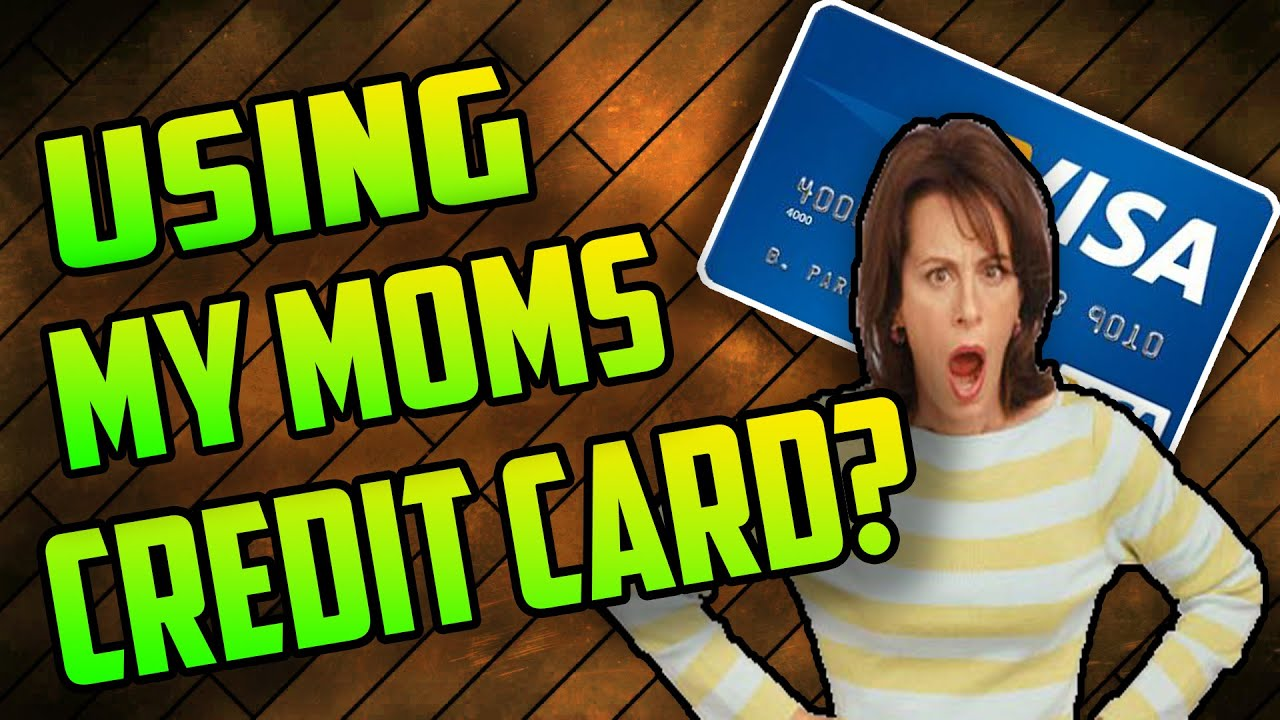 My mom steals money from me?