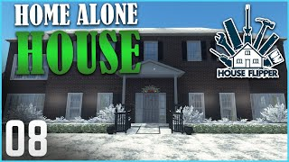 The HOME ALONE House! | Let's Play House Flipper - Ep. 8