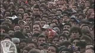 """Presentación - Fobia en el Vive Latino 2007 - """"El diablo"""""""