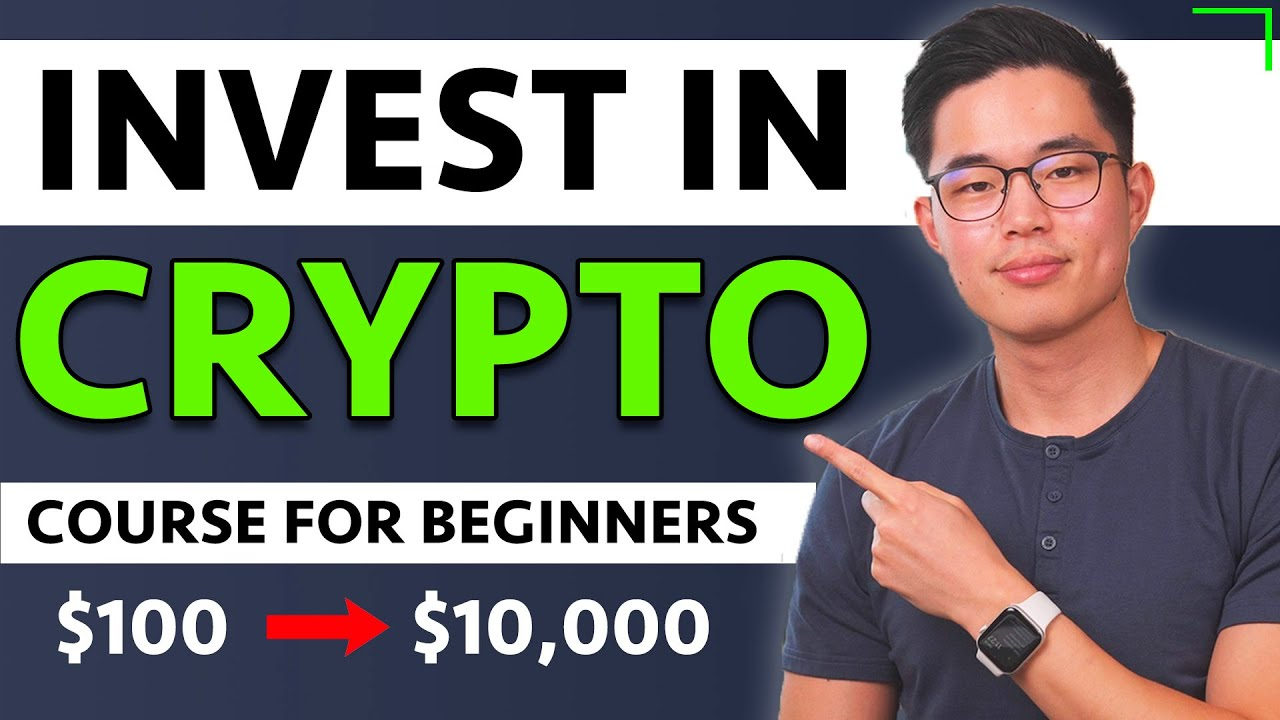 How to Invest in Crypto For Beginners 2021 [FREE COURSE]