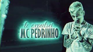 MC Pedrinho - Te Expulsei Prod.Caio Passos (Lyric Video)