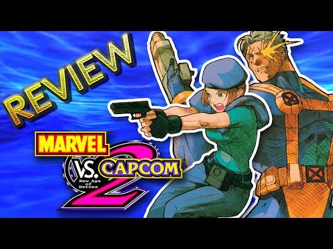 Marvel vs Capcom 2 - O Fim de uma Era [REVIEW]
