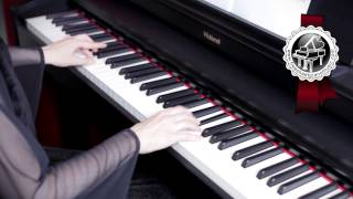 "TCHAIKOVSKY - ""Waltz"" from ""Sleeping Beauty"" Piano Version"