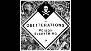 OBLITERATIONS - Poison Everything [USA - 2014]
