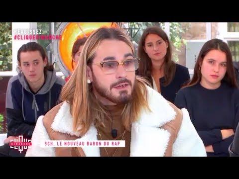 SCH : le nouveau baron du rap - Clique Dimanche  - CANAL+