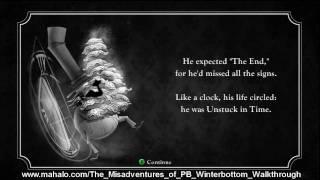 The Misadventures of PB Winterbottom Walkthrough - The Ending