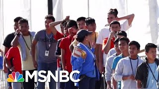 Public Outrage Mounts As The Crisis At The Border Grows | Deadline | MSNBC