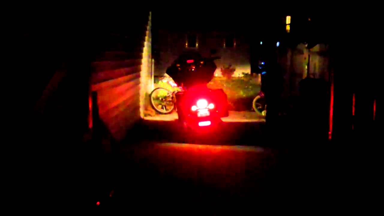 Awesome Road Glide Ultra With BAL 3S Bright Ass Light   YouTube Amazing Design