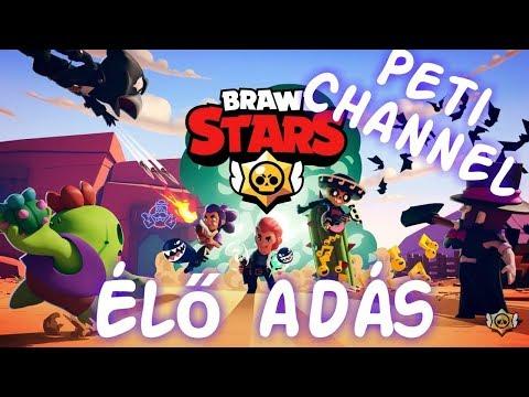 (LIVE) Elérjük ma a 20.000 feliratkozót? 😃 ⭐ Brawl Stars [HUN]