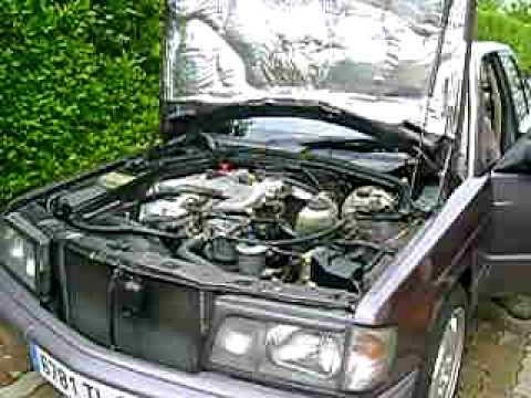 Moteur Mercedes D  Cylindre