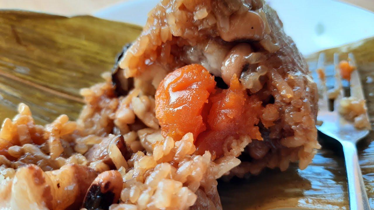 [ ENG SUB ] Gói Bánh Bá Trạng- Bánh Ú Người Hoa || Bếp Nhà Dieu Nguyen