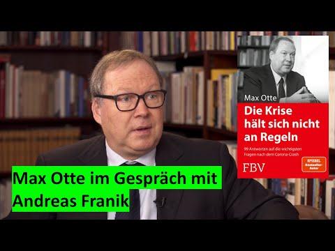 """""""Es wird auch geplant zerstört"""" - Max Otte im Gespräch mit Andreas Franik"""