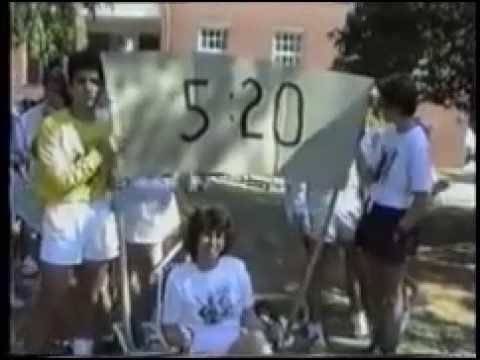 Soap Box Derby 1991 - Brakpan High School