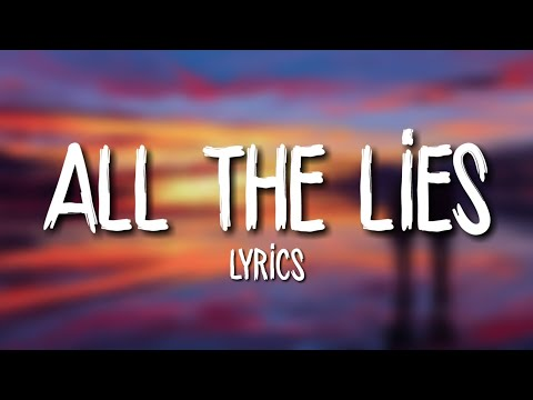 Alok, Felix Jaehn & The Vamps - All The Lies (Lyrics)