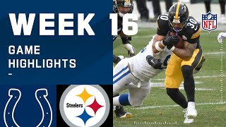 Colts vs. Steelers Week 16 Highlights | NFL 2020