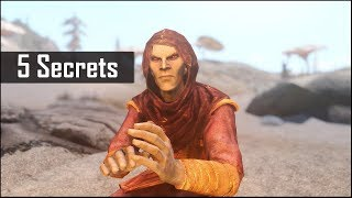 Skyrim: 5 Solstheim Secrets You May Have Missed in The Elder Scrolls 5: Skyrim