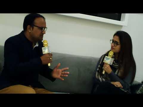 VANDNA MISHRA MAKE UP ARTIST KANPUR INTERVIEW SESSION - AAKASH KANPUR LIVE