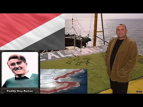 Principality of Sealand | Hearts of Iron IV Spotlight