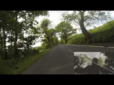 Isle of Man 2014 TT - The TT Course Start to Finish