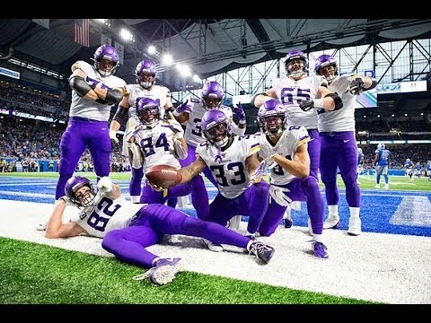 Every Minnesota Vikings touchdown of the 2019-2020 season