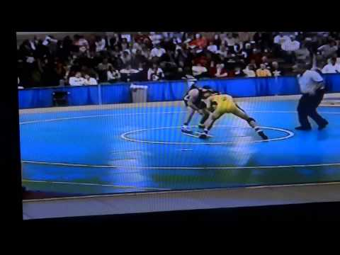 2006 NCAA FINALS MATCH BRAD BECKER VS. DAVID NORDHUES