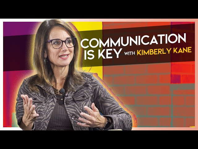 Communication is Key | Kimberly Kane | YG One on One with Paul M Neuberger