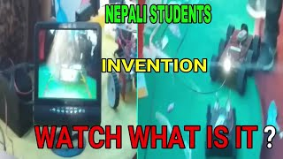 invention of nepali students what are things that are invented by nepali students
