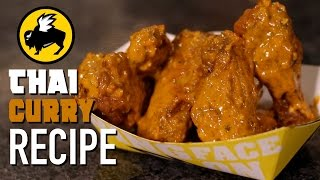 DIY Thai Curry Wings Video