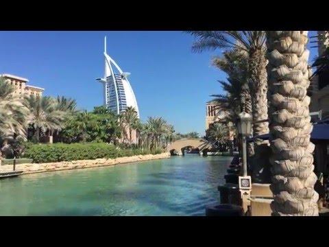 Trip to UAE