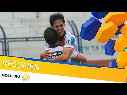 Deportivo Municipal 2-0 Academia Deportiva Cantolao